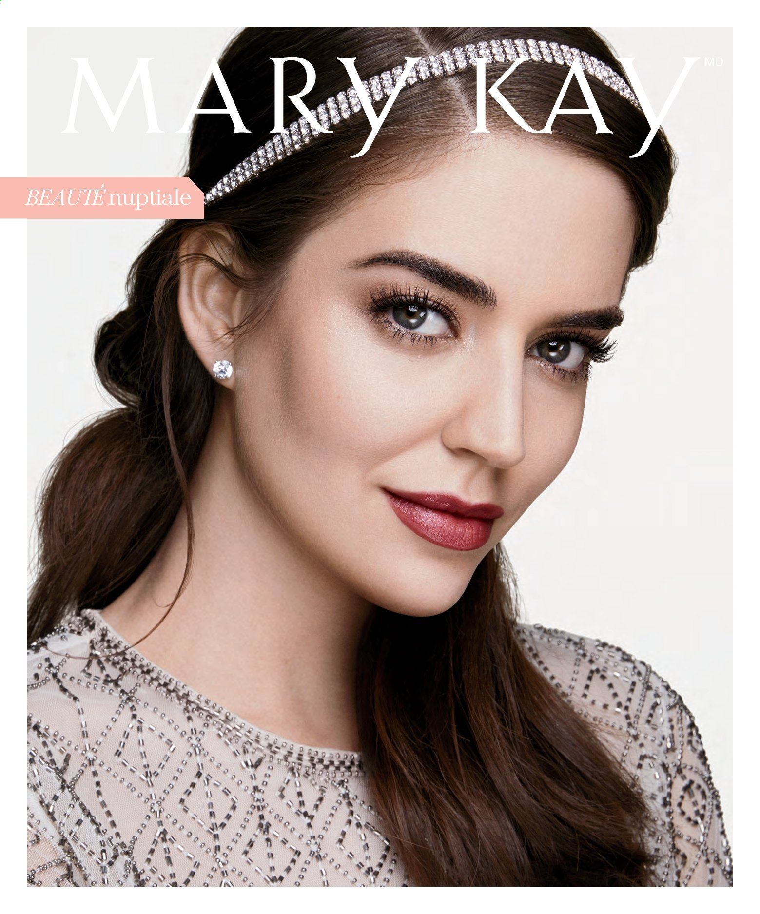 Mary Kay Flyer . Page 1.